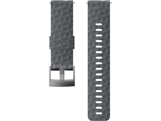 Suunto Explore 1 Silicone Strap graphite/gray